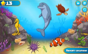 Aquatic Fish Game App