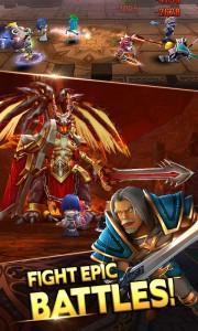 Monster Shooting RPG Battle