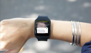 Sony Adds Pop-Up Notification in Android Wear