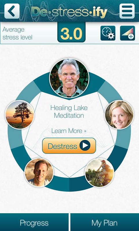 DeStressify Pro Stress Relief for Android