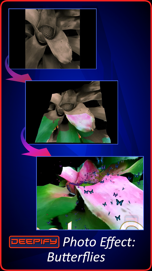Deepify- Photo-to-3D Wallpaper app for Android