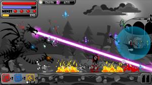 Dragon Defense Game