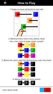 Color Blending App