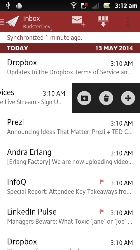MailDroid - Free Email App for Android