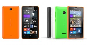 Microsoft Lumia 430 vs Lumia 435 Comparison