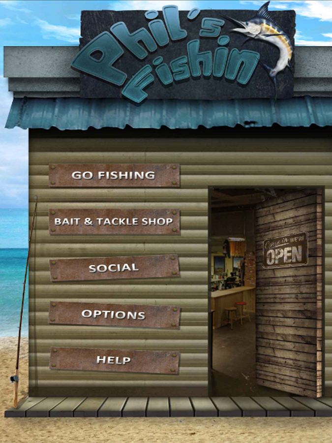 Phil's Fishin for Android