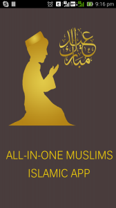 A free android app for Islamic Guide+Quran