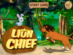 Lion Chief Fun Game
