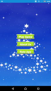 Android App-Bubble Shooter Christmas 2015