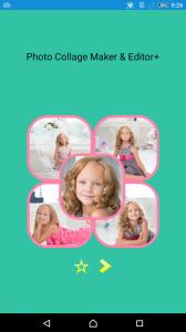 A pretty free collage maker app