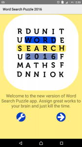 a free word search puzzle app