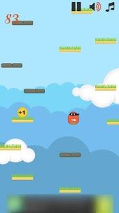 Angry Ninja Jumping Bird - Android App