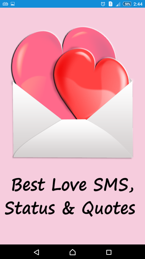Best Love SMS, Status & Quotes: