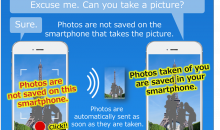 SayCheese: An App Takes Care of Those Awkward Photo-Taking Moments