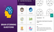 Train your brain Knowledge with our app – Quiz & Brainstorming Qustions