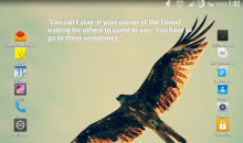 Quote Widget: Bits of Golden Wisdom are Only a Tap Away