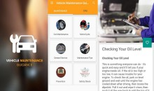 Best  App To Guide  – Vehicle Maintenance Guidance/Checklist – Car/Bikes