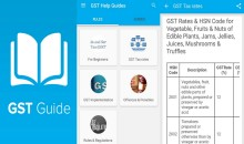 Best app to guide GST – Help Guide India – GST Bill Rates Percentage+