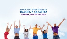 App to Send Latest Friendship Images & Quotes For this Friendship Day, August 06, 2017