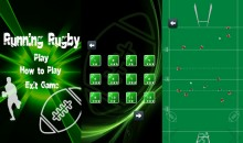 Running Rugby: Take Your Team to the Top or Take On Endless Rugby Action in This Arcade Rugby Game