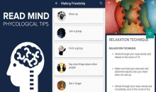 Learn Our Psychology Tricks App and  You Can Use To Influence People !!!