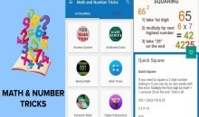 Get Our Math Tricks App, Shortcut Methods & Number Mind Games