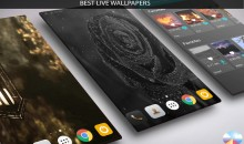 Gif Live Wallpapers: Customize Hundreds of Animated Wallpapers with Your Own Gifs to Make Your Smartphone Stand Out More