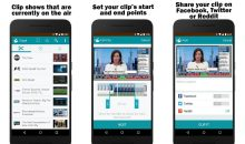 Make Your Own TV Show Clips from Live Broadcasts in Seconds