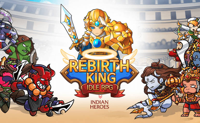 INDIAN IDLE RPG - UNLEASH THE WRATH OF INDIAN GODS ON FIERCE
