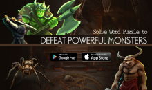 Spell Caster: Word puzzle game with RPG twist