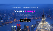 How CamerLender is turning the World into Your Studio!