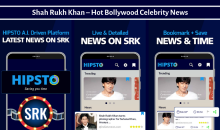 The Must-Have App for All Shah Rukh Khan Fans!