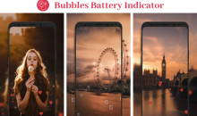 Bubblee: Improving the Smartphone Experience One Bubble at a Time