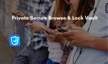Safeguard your Internet Security with the Private Secure Browse & Lock Vault App