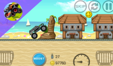 Monster Truck Hero: Take on the Daring World of Monster Trucks!