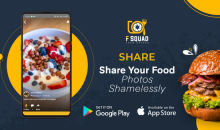 Fsquad: For Food lovers Everywhere!